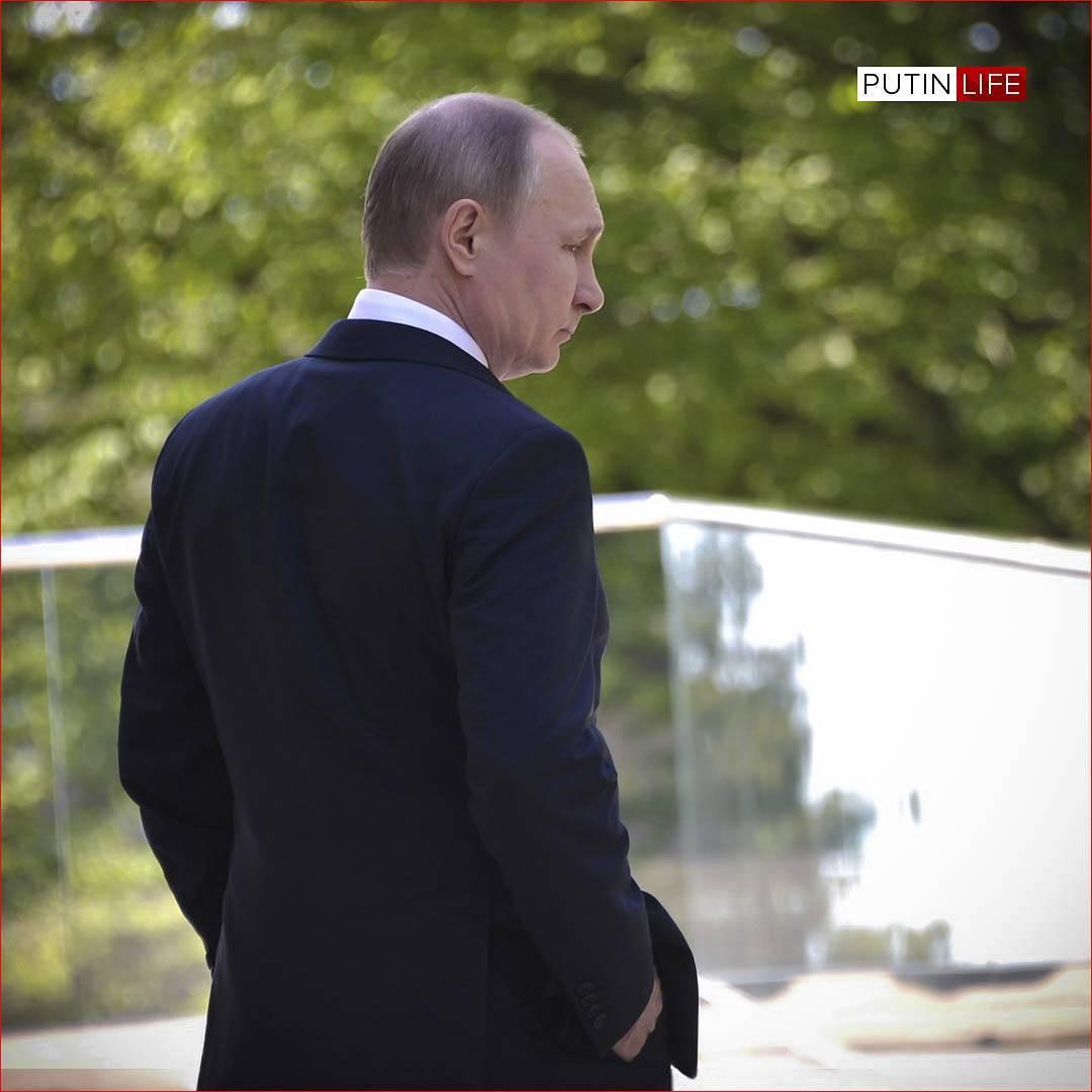 Путин похвалил Владивосток