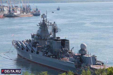 Военные корабли НАТО собираются в Черное море