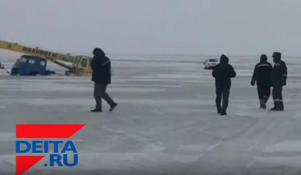Что делать, если автомобиль проваливается под лед