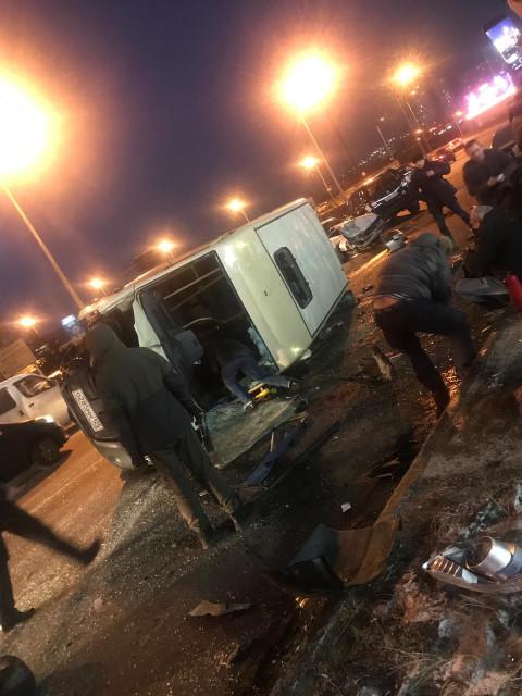 Появились подробности о нашумевшем массовом ДТП во Владивостоке