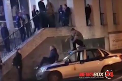 Ночной скандал с выстрелами в центре Владивостока получил продолжение