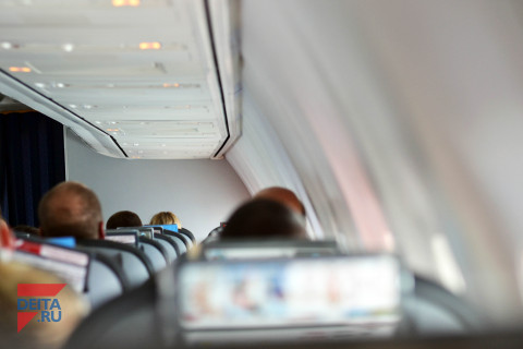 Пассажирский самолет экстренно вернулся в аэропорт