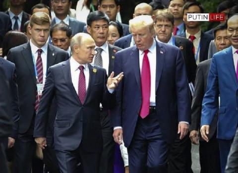 В США хотят знать подробности встречи Трампа и Путина
