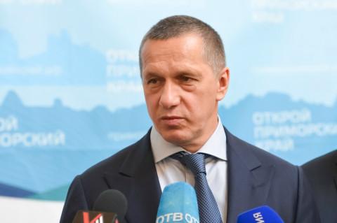 """Трутнев жестко """"осадил"""" чиновников, отказавшихся переезжать Владивосток"""