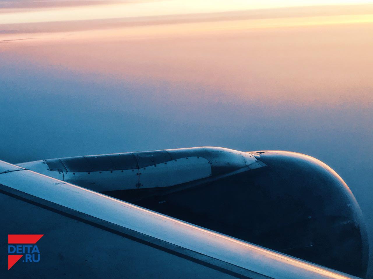 Чудо произошло при крушении Boeing 707