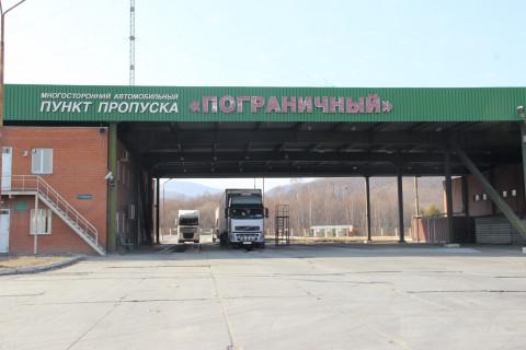 Инцидент на границе случился в Приморье