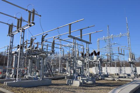 Энергетики завершили строительство подстанции для ТОР «Большой Камень»