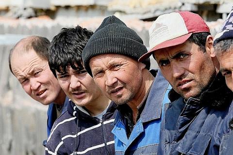 Почти 1000 человек прогнали из Приморья