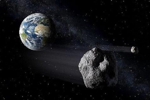 Назван точный год столкновения астероида с Землей