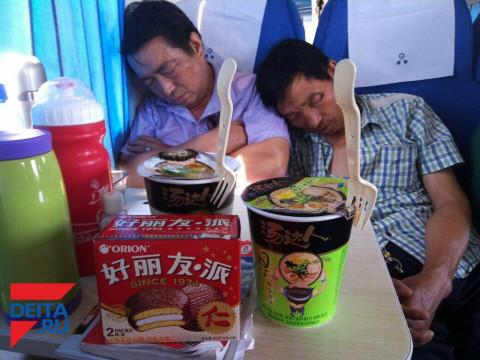Китайцы плодятся, а дальневосточники вымирают
