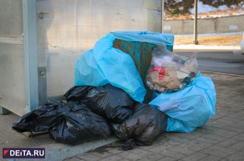 Жители отправили депутатам посылки с мусором