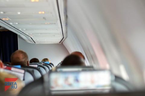 Самолет с россиянами на борту не смог улететь в Таиланд