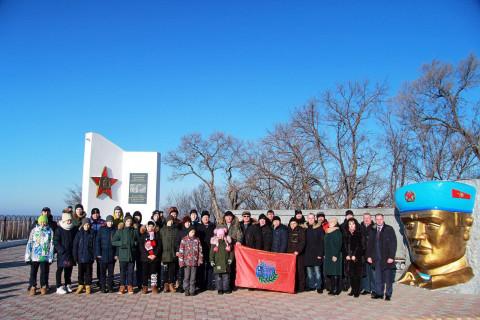 Приморские патриоты почтили память героев