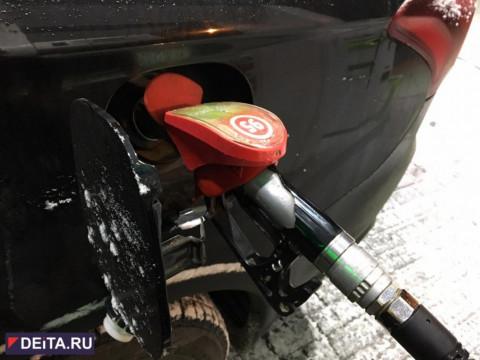 Некачественный бензин продают в Приморье