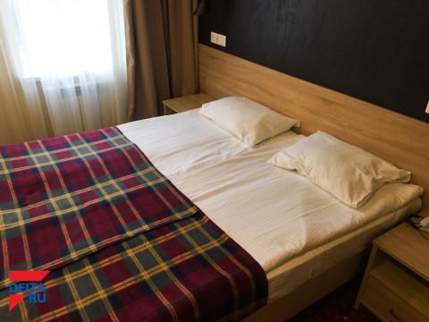 Администратора гостиницы втянули в преступление