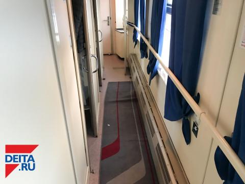 Мужчина поплатится за поступок в поезде «Москва – Владивосток»