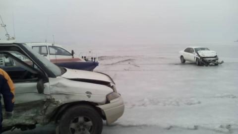 Курьезная авария на льду унесла жизнь молодого человека