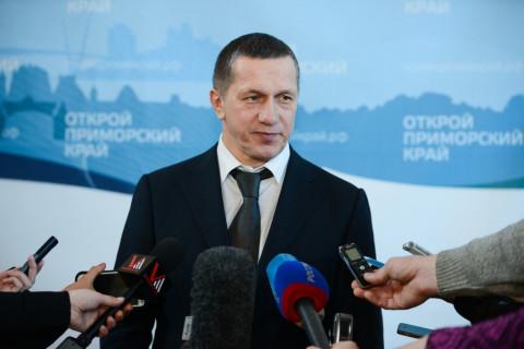 """Трутнев ответил, при каких условиях могут быть спасены узники """"китовой тюрьмы"""""""