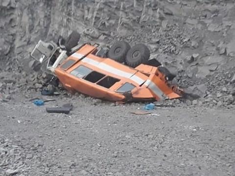 Трагедия на угольной шахте унесла жизнь шести человек