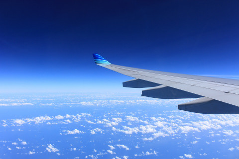 Ураганный ветер чуть не стал причиной авиакатастрофы