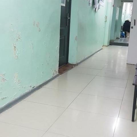 Люди возмущены состояниям больницы в Приморье
