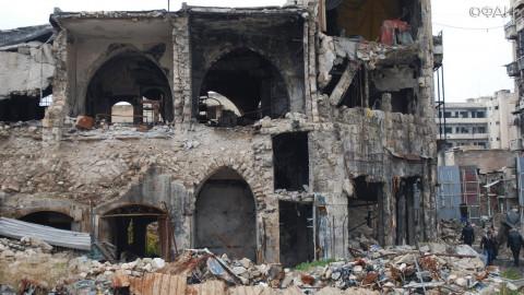 Кадры о химоружии в Сирии признали подделкой