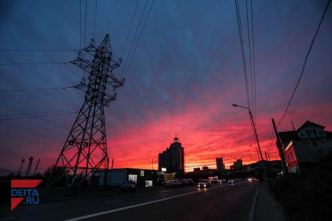 Вся страна осталась без электричества