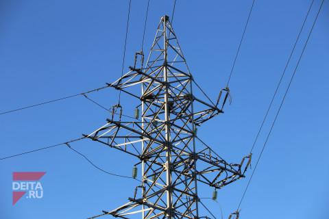 Рабочая неделя начнется с отключения электричества