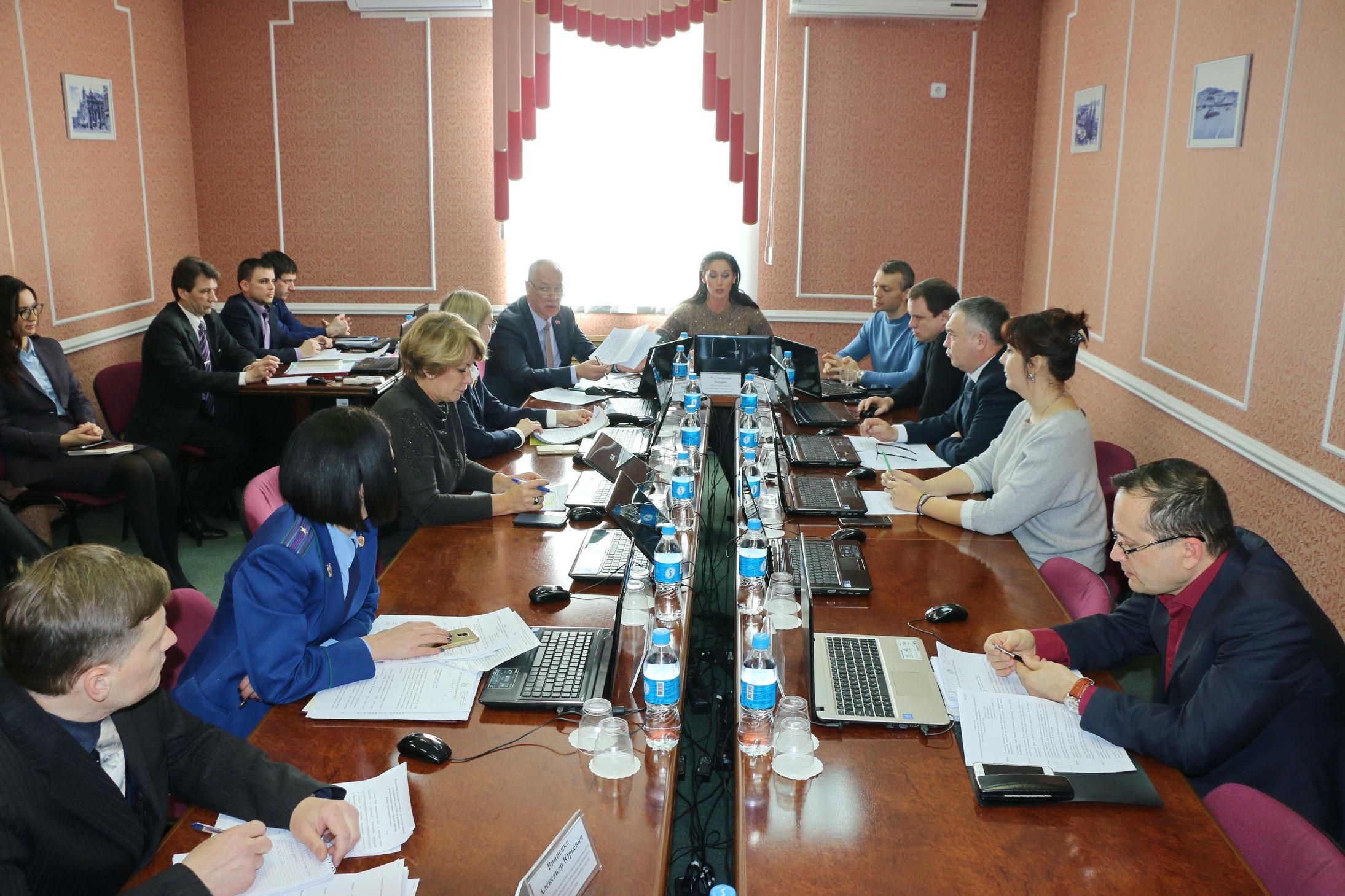 Дума развивает ТОСы Владивостока