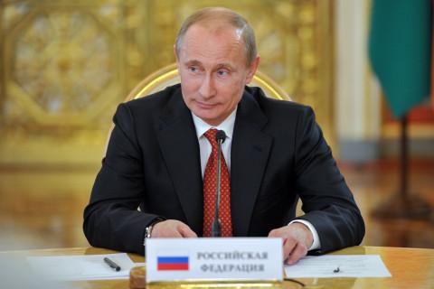 Путин призвал россиян в «партизаны»