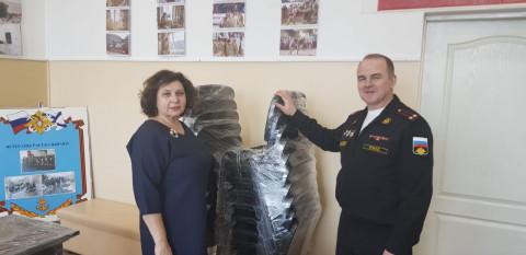 Дивизия морской пехоты получила подарок от Думы