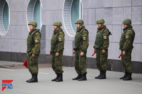 """""""Синтетический солдат"""" попался на Сахалине"""