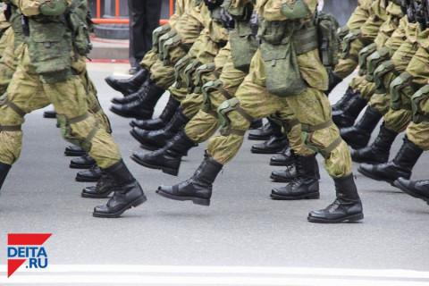 О сбежавших солдатах рассказали в 5-й армии