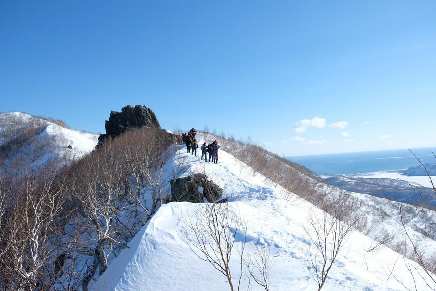 Спасатели покоряют горы