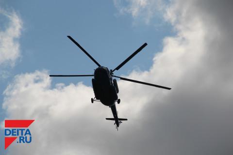 Новые боевые вертолеты переданы в Минобороны