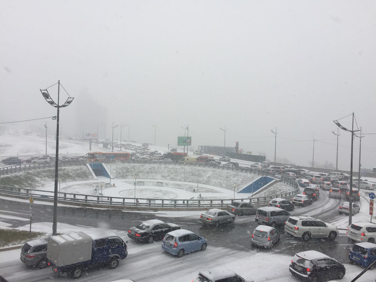 Снег и минус 18 обещаны приморцам после праздника