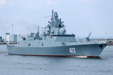 Оружие русского фрегата вызывает галлюцинации