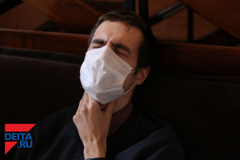 Эпидемия кори идет на Россию