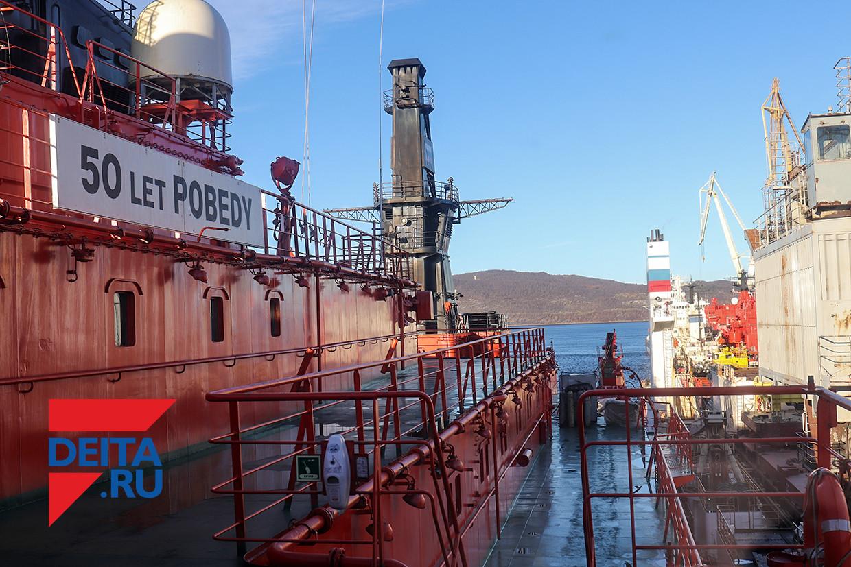 Без долгих разговоров: государство выделило финансирование на строительства ледокола «Лидер»