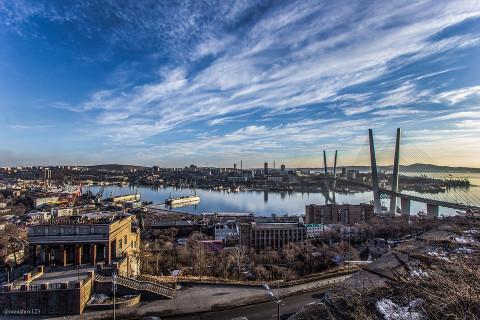 Владивосток удивил российскую звезду