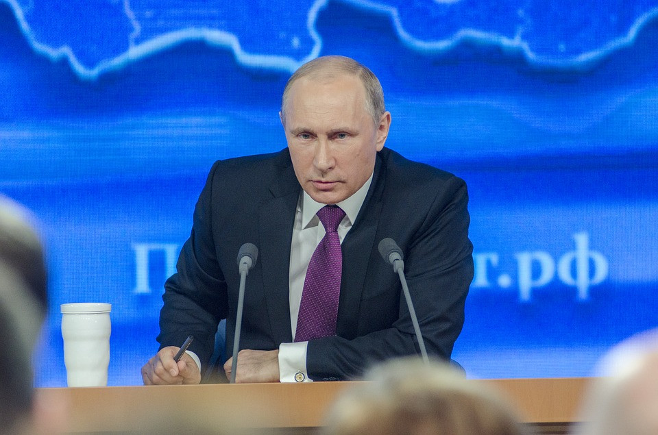 Царский юмор: кого стебал Путин