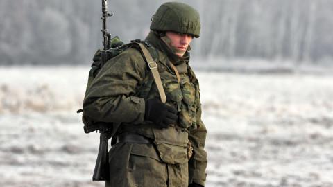 Российских солдат полностью изолируют