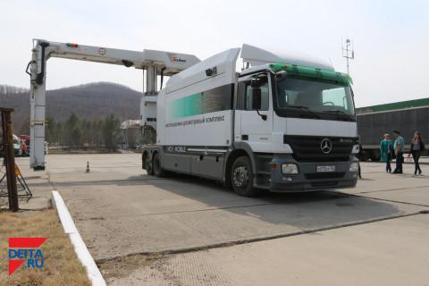 Обман водителя большегруза вскрылся на границе