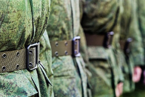 Избиение солдата в военной части попало на видео