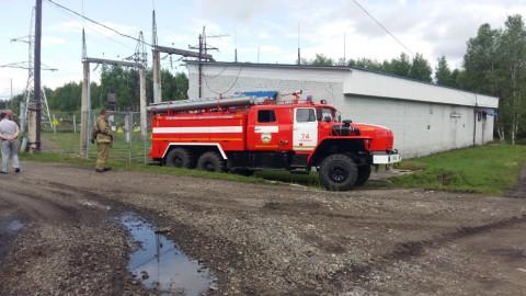 Приморские энергетики контролируют пожароопасную обстановку на своих объектах