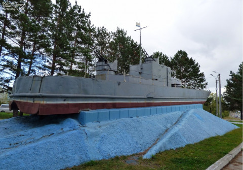 Корабль, встретивший победу у Рейхстага, восстановлен