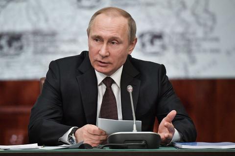 Путин сделал заявление перед генералами