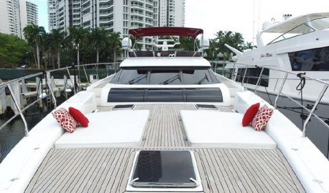 Власти не способны продать яхту за 60 млн
