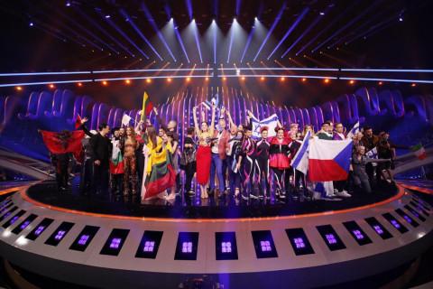 Лазарев не победит на «Евровидении»