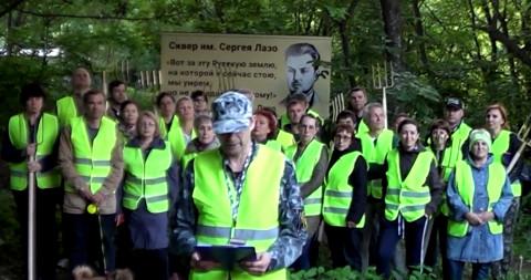 «Идёт война народная»: жёлтые жилеты взяли вилы в Приморье